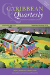 Caribbean quarterly