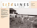 SiteLINES: A Journal of Place