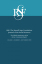 RSF : The Russell Sage Foundation Journal of the Social Sciences