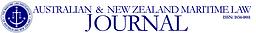 Australian and New Zealand maritime law journal