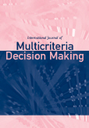 International journal of multicriteria decision making