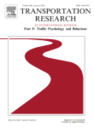 Transportation research  Part F, Traffic psychology and behaviour