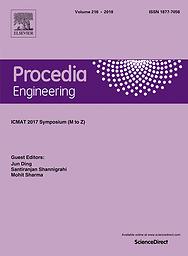 Procedia engineering