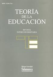 Teoría de la educación : revista interuniversitaria