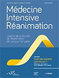 Médecine intensive réanimation  : journal de la Société de réanimation de langue française