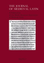Journal of medieval latin