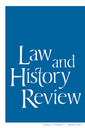 Law and history review