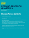 Reading research quarterly