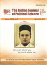 Indian journal of political science