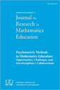 Journal for research in mathematics education. Monograph