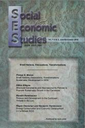 Social and economic studies