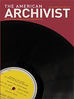 American archivist