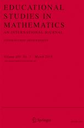 Educational studies in mathematics : an international journal