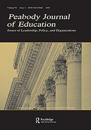 Peabody journal of education