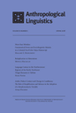 Anthropological linguistics