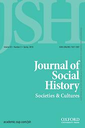 Journal of social history