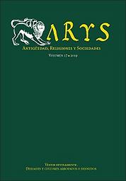 Arys  : Antigüedad, religiones y sociedades
