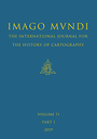 Imago Mundi: the International Journal for the History of Cartography