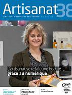 Artisanat 38 : le magazine d'information de la chambre