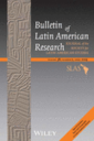Bulletin of Latin American research