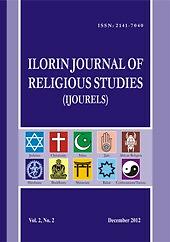 Ilorin Journal of Religious Studies