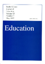 South African journal of education