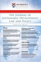 Journal of Sustainable Development Law and Policy