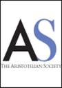 Supplementary volume to the proceedings of the Aristotelian Society