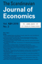 Scandinavian journal of economics