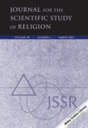 Journal for the scientific study of religion