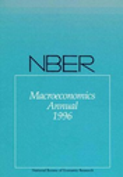 NBER macroeconomics annual