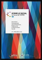 Ecrire le social