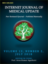 Internet Journal of Medical Update