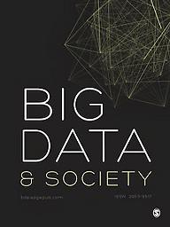 Big data & society