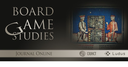 Board Game Studies Journal