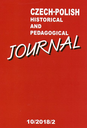 Czech-Polish Historical and Pedagogical Journal