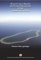 Bulletin de la Société d'études océaniennes