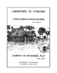Cuadernos de antropología