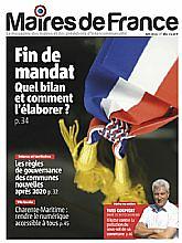 Maires de France  : le magazine des maires et des présidents d'intercommunalités