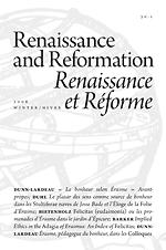 Renaissance and Reformation = Renaissance et Réforme