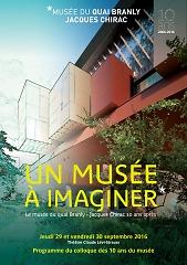 Actes de colloques Musée du Quai Branly