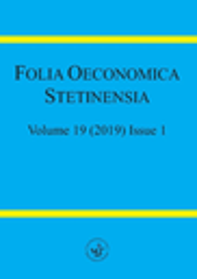 Folia Oeconomica Stetinensia