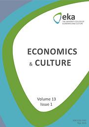 Economics and Culture