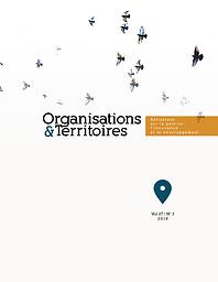 Revue organisations & territoires