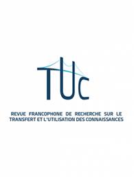 Revue francophone de recherche sur le transfert et l'utilisation des connaissances