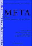 Meta: Research in Hermeneutics, Phenomenology and Practical Philosophy