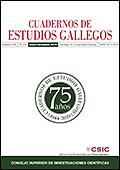 Cuadernos de estudios gallegos