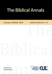 Biblical Annals