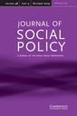 Journal of social policy