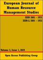European Journal of Human Resource Management Studies